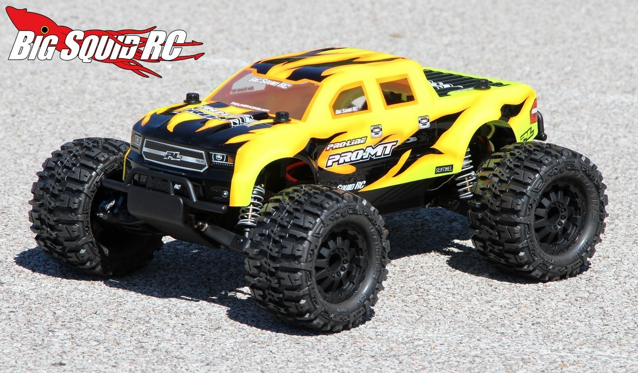 Review Pro Line Pro Mt Monster Truck 171 Big Squid Rc Rc