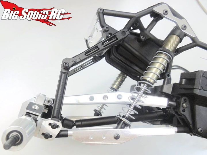 Teaser St Racing Concepts Aluminum Upgrades For The