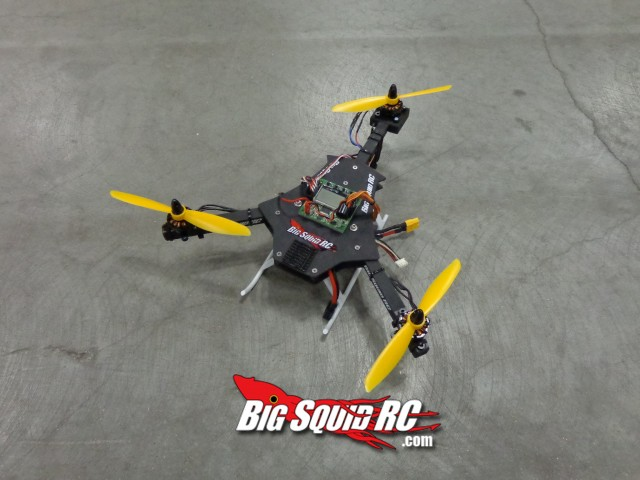 Simplecopter mini tricopter  (16)