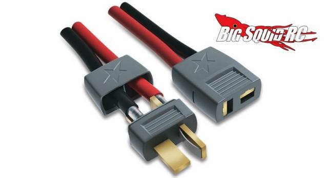 Star Plug RC Connector