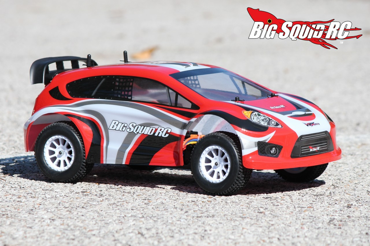 Review Vrx Racing Xr4 Brushless Rally Car 171 Big Squid Rc
