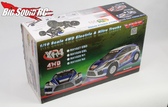 VRX Racing XR4 Rally Car