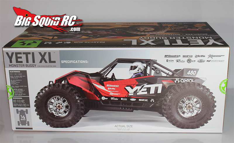 Axial Yeti Xl 203 171 Big Squid Rc Rc Car And Truck News