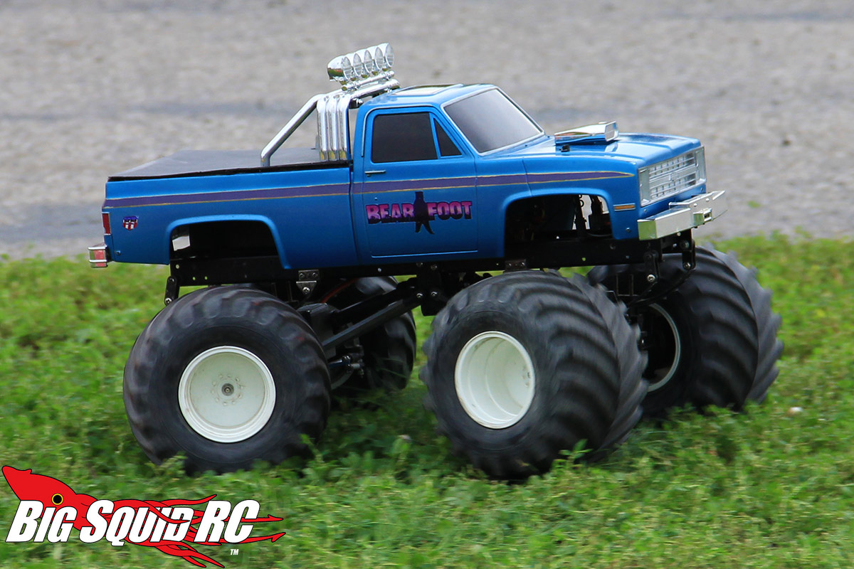 Everybodys Scalin For The Weekend Bigfoot 44 Monster Truck