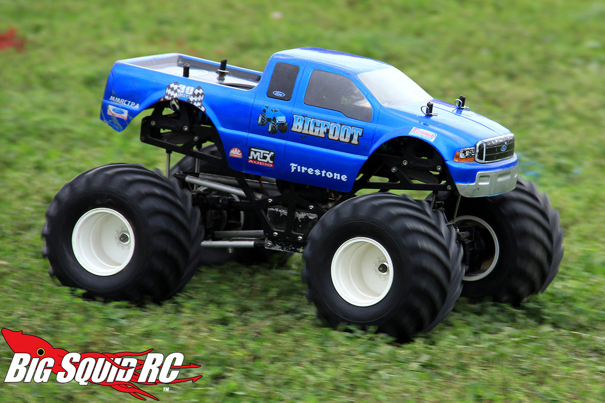 Bigfoot Open House Trigger King Monster Truck Race26 171 Big