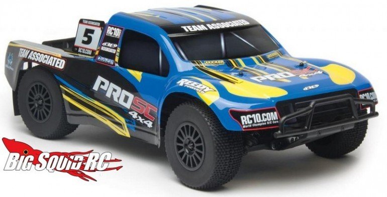 Associated ProSC 4x4 RTR