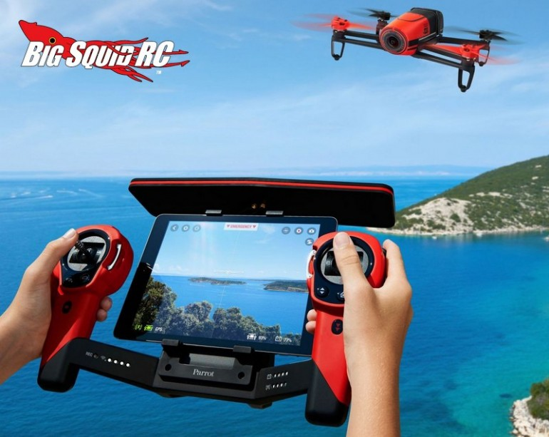 Parrot Bebop Drone and SkyController Bundle
