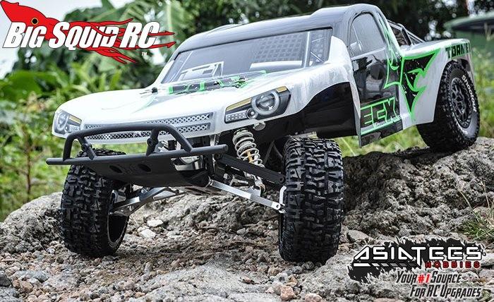 Boom Racing Aluminum Upgrades ECX Torment Circuit Ruckus