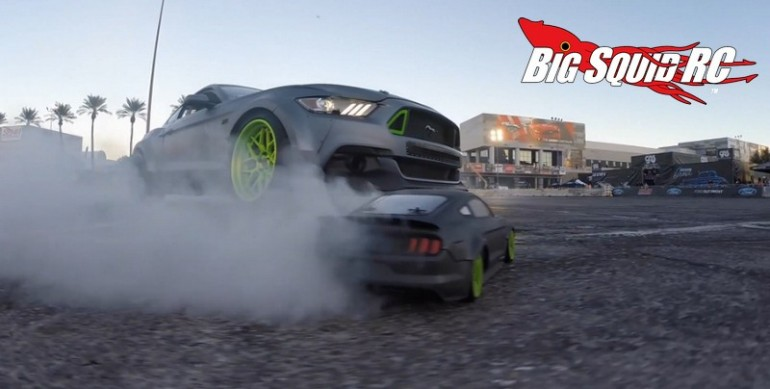 HPI Mustang Drift Video