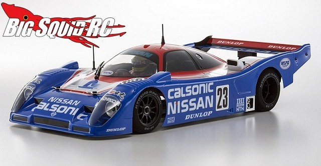 Kyosho Nissan LM