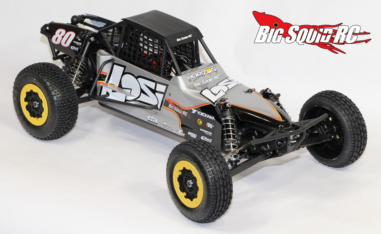 Unboxing – Losi XXX-SCB Brushless AVC RTR Buggy « Big