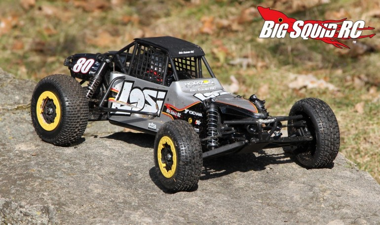 Losi XXX-SCB Brushless Review