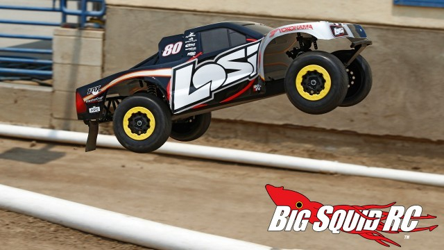 Losi XXX-SCT Brushless RTR