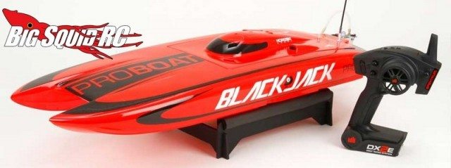 Pro Boat Blackjack Catamaran Brushless V3
