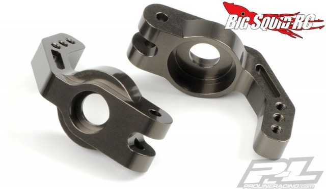 Pro-Line PRO-MT Aluminum Rear Hub Carriers