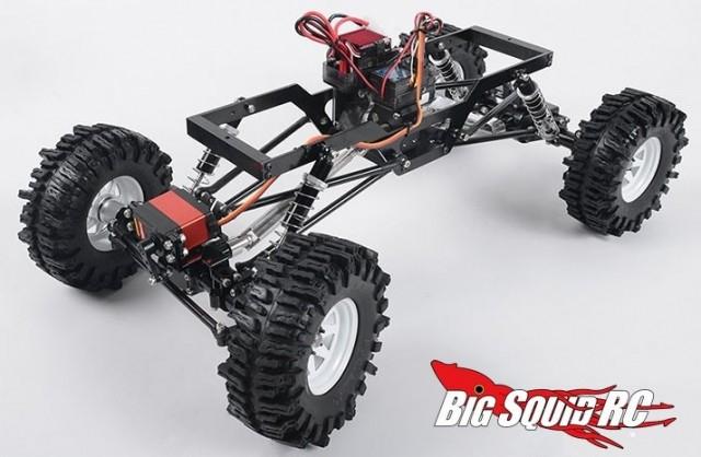 RC4WD Rockdragon Crawler