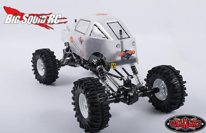 RC4WD 1/10 Rockdragon Limited Edition Crawler ARTR « Big ...