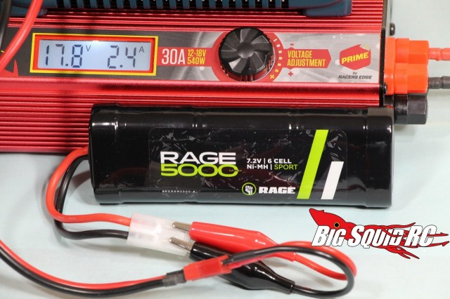 Rage RC 5000mAh Battery Review