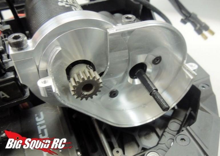 STRC Axial Yeti Aluminum Upgrades