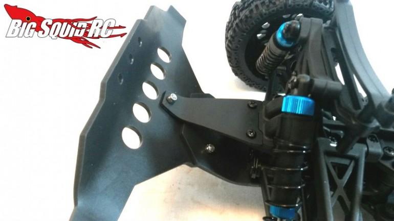 TBR ECX Torment 4x4 bumper