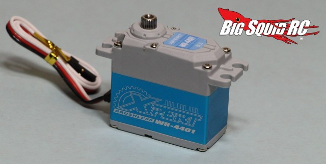 Xpert WR-4401 Servo Review