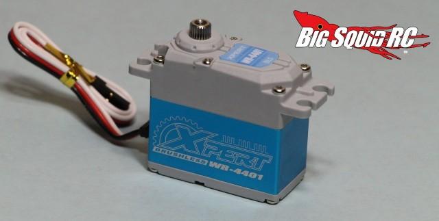 Xpert WR-4401 Servo Review