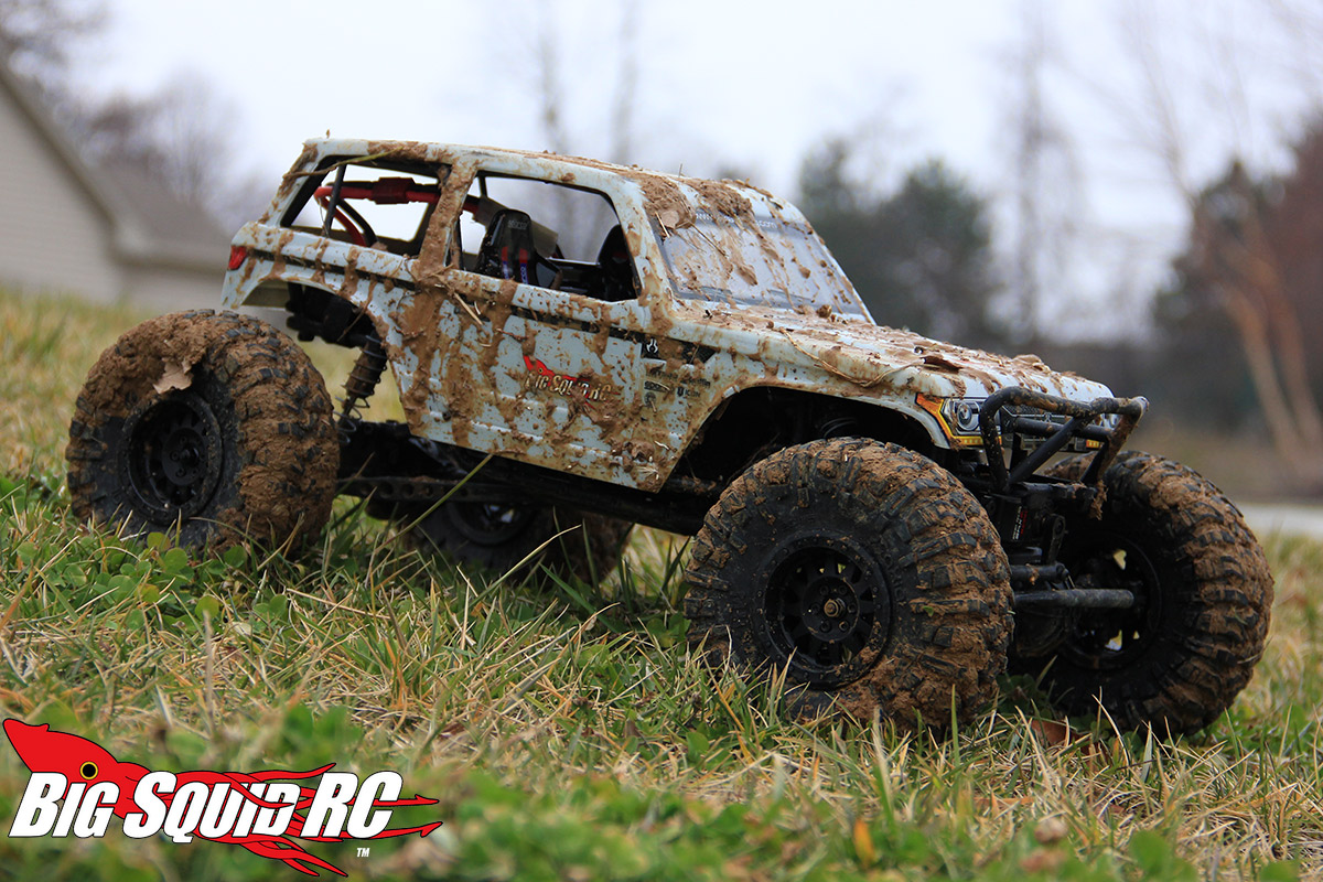 Axial R C : Review axial wraith spawn rtr rock racer « big squid rc
