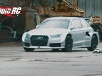 Audi Quattro RC Challenge