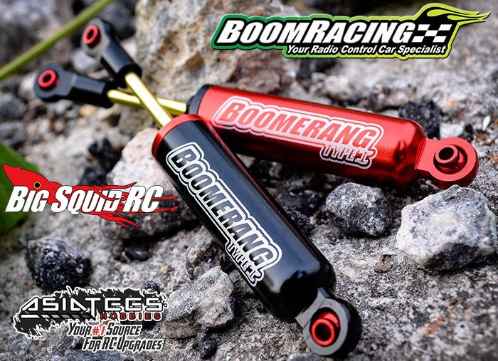 Boom Racing Shocks