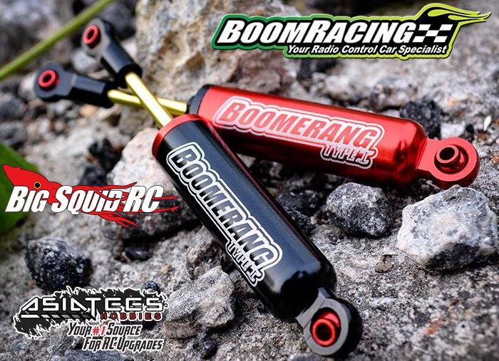 Boom Racing Shocks