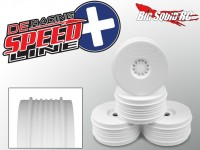 DE Racing Speedline Plus 1/8th buggy wheels