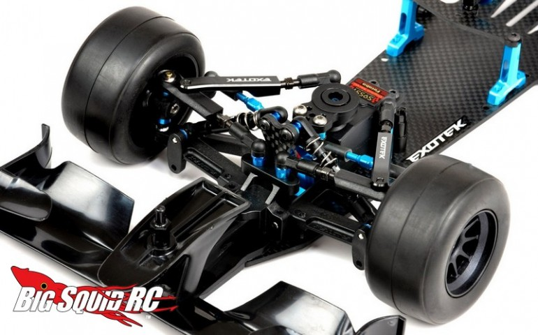 Exotek F1 Front Suspension