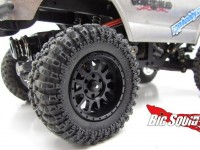 Gear Head RC Aluminum M-12 Micro Crawler Wheels