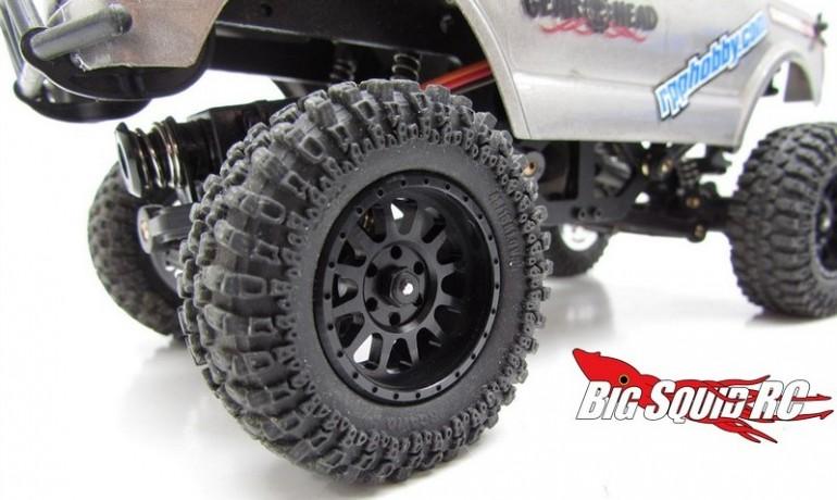 Gear Head RC Aluminum M-12 Micro Crawler Wheels