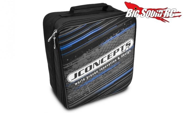 JConcepts JConcepts Spektrum DX4R-Pro Radio Bag