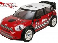 Losi 1/5 MINI WRC 4WD Rally Car