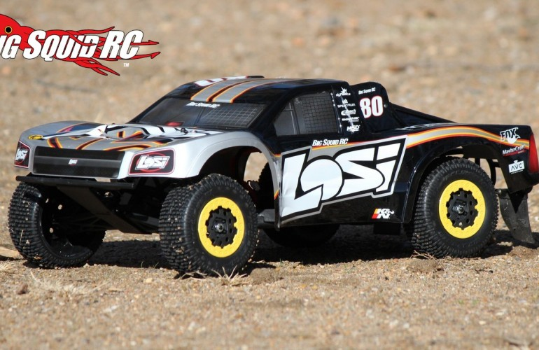 Losi XXX-SCT Brushless Review