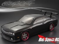 Matrixline RC Dodge Challenger SRT Body