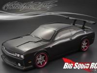 Matrixline RC Dodge Challenger SRT Body