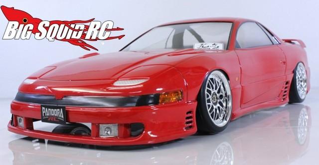 Pandora RC Mitsubishi GTO 3000GT