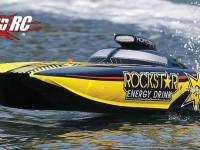 Pro Boat Rockstar 48-inch Catamaran Gas RTR
