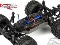 Pro-Line Extended Front Rear Body Mounts Stampede 4x4