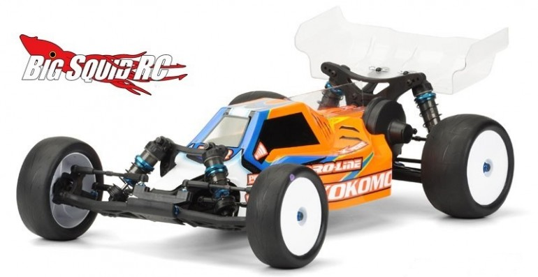 Pro-Line Phantom Clear Body Yokomo B-Max 2
