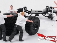 RC4WD Driver Action Figures