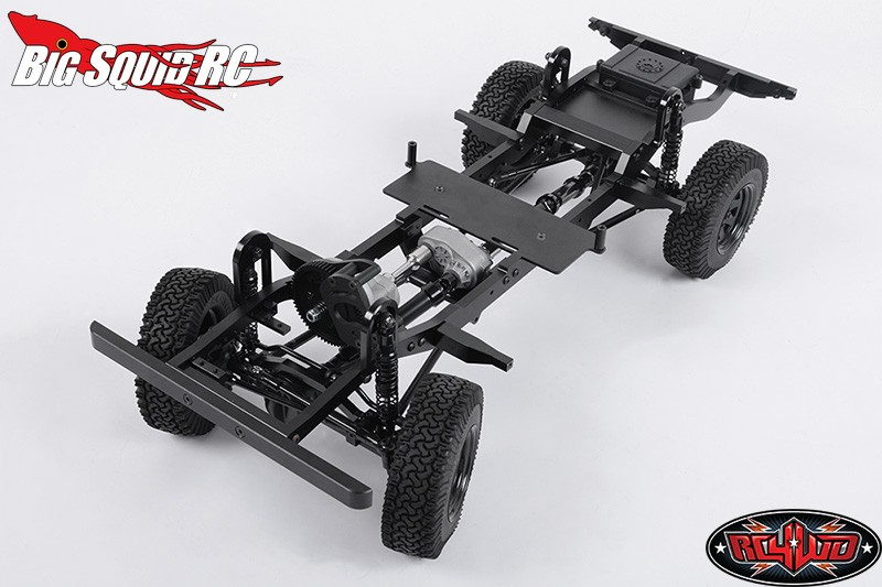 Rc4wd Gelande Ii D110 Truck Kit With Hard Body 171 Big Squid