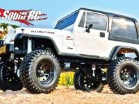 RC4WD Trail Finder 2 Truck Kit SWB
