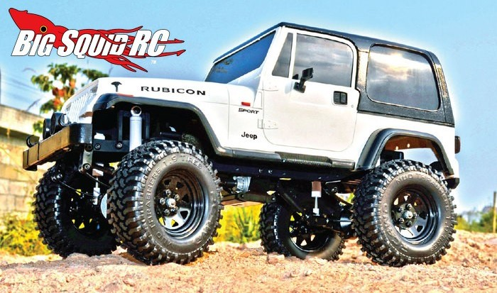 RC4WD Trail Finder 2 Truck Kit SWB