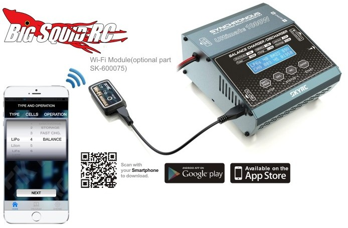 SKYRC Ultimate 1000W Charger