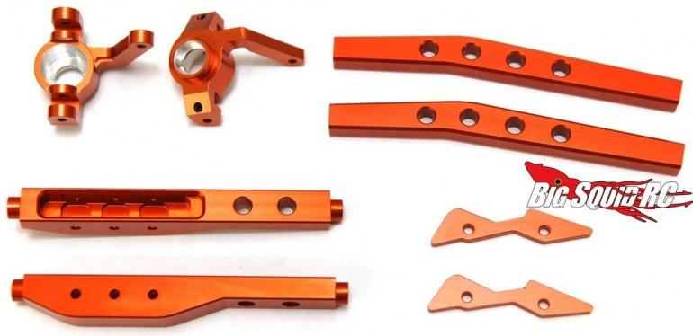 STRC Axial Yeti Upgrades