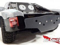 T-Bone Racing Rear Bumper ECX Torment 4x4